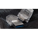 Флэш-диск USB Flash Drive Kingston DataTraveler microDuo 3C 32Gb