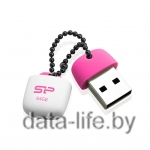 Флэш-диск USB Flash Drive Silicon Power Touch T07 32Gb розовый