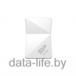 Флэш-диск USB Flash Drive Silicon Power Touch T08 16Gb белый