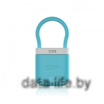 Флэш-диск USB Flash Drive Silicon Power Unique 510 16Gb blue
