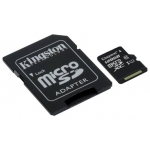 Карта памяти Kingston microSDXC 128Gb class 10 UHS-I